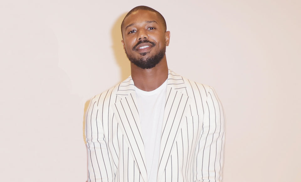 We Don't Recommend You Try Michael B. Jordan's Latest Suit At Home |