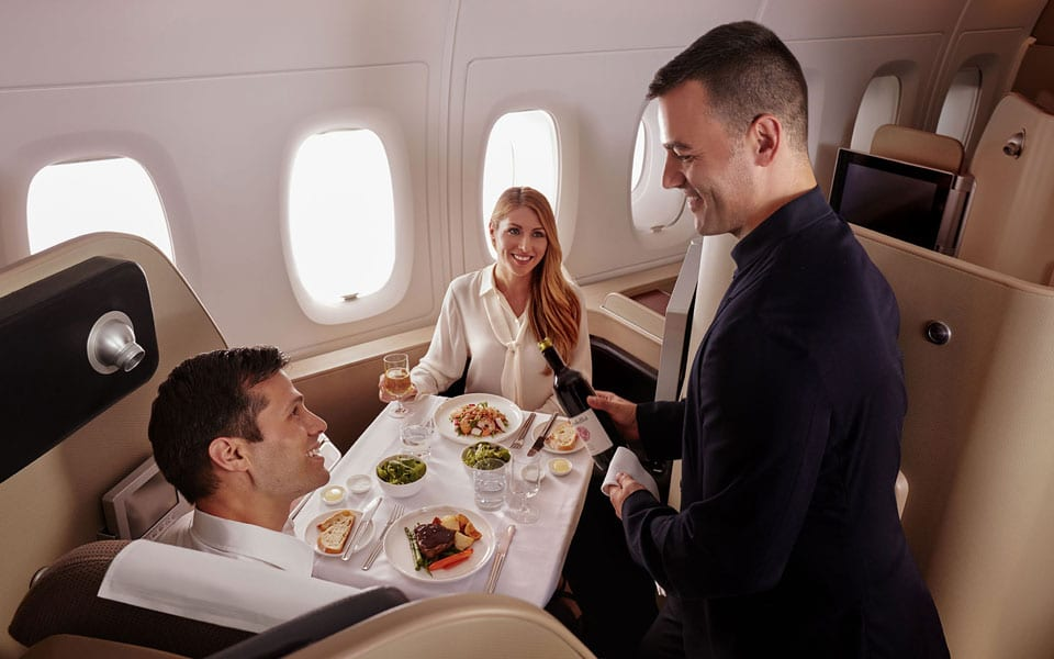 Qantas Chef Reveals The One Dish He Will Never Serve First Class Flyers