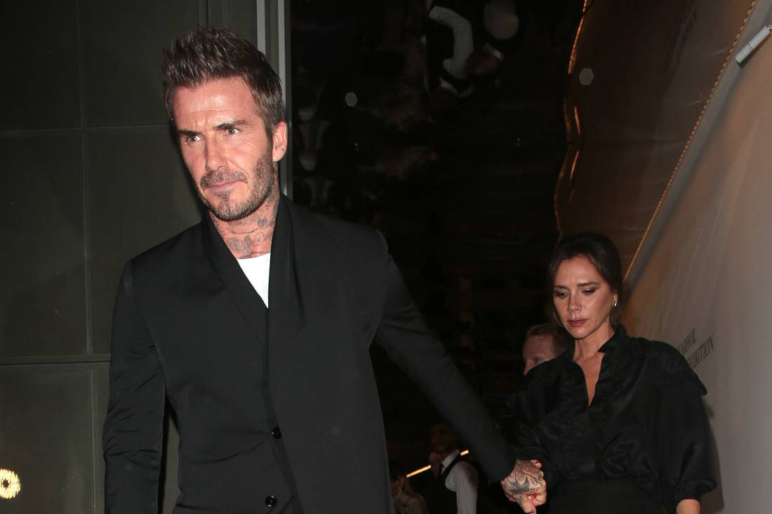 David Beckham Keeps Wearing The One Fashion Trend We Can't Get Used To