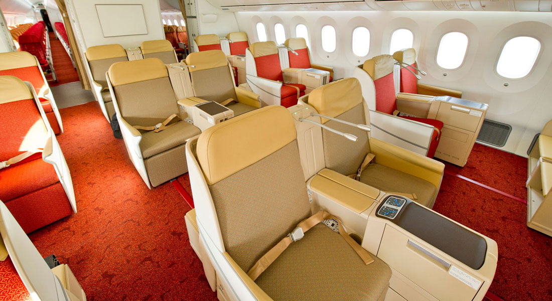 Hilarious Air India Reviews Reveal The Perils Of 'Affordable' Business Class