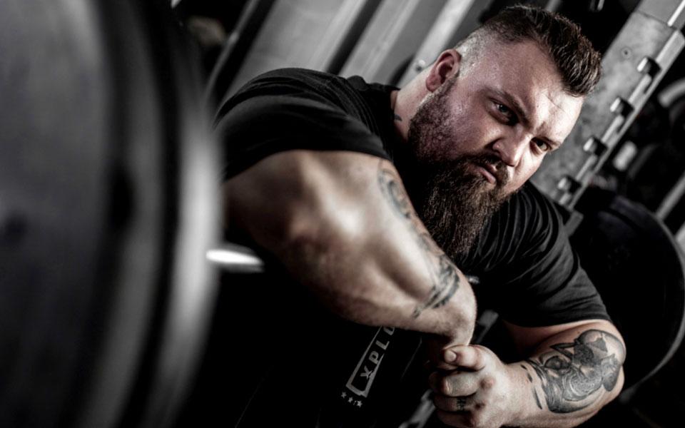Ex World's Strongest Man Reveals Workout Secret That Could Get You Huge