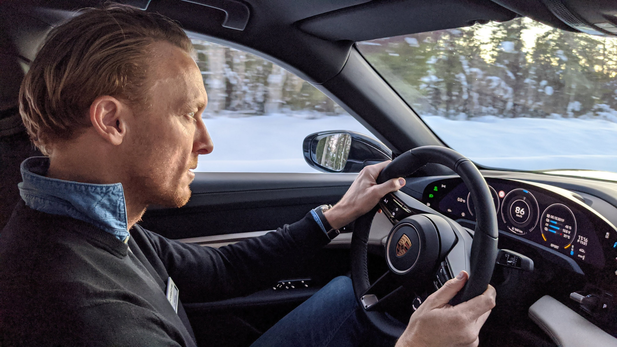 Porsche Taycan 4s Review 14 996 Reasons To Drive It