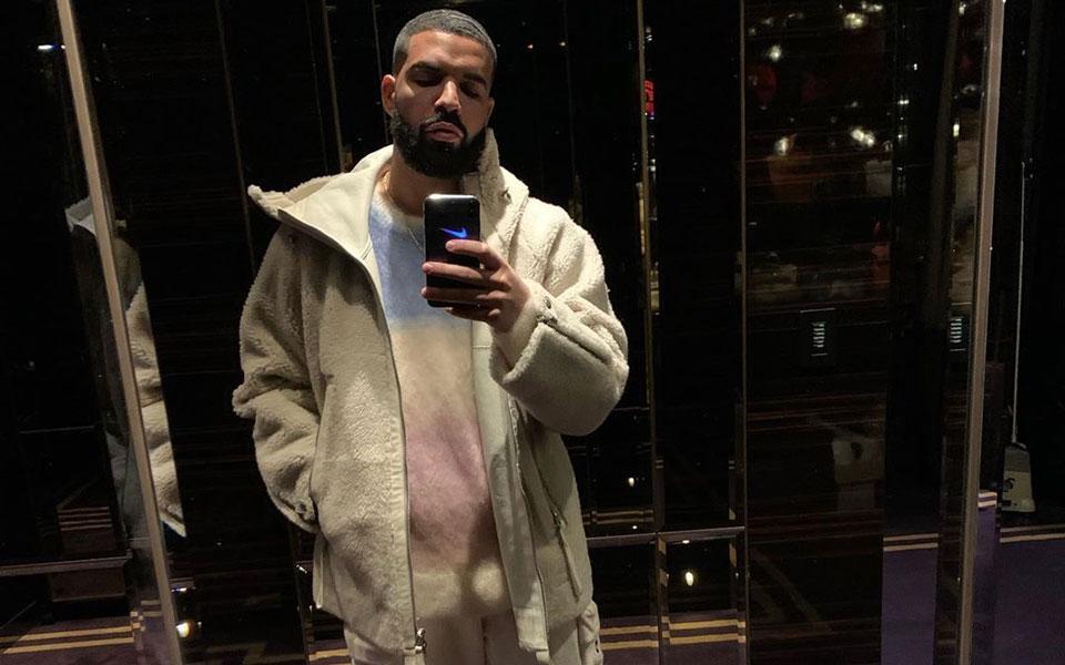 Drake's Fresh Kicks Couldn't Save His Old Man's Jacket