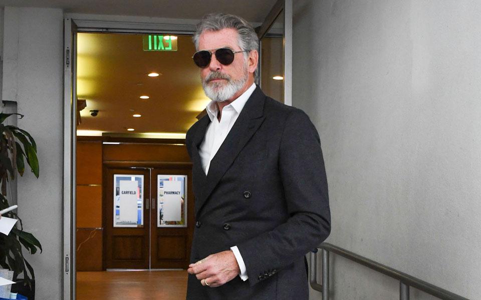 James Bond Would Not Approve Of Pierce Brosnan's Latest Suit