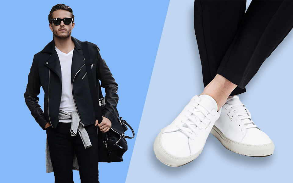 How To Wear White Shoes With Black Jeans – A Modern Man's Guide