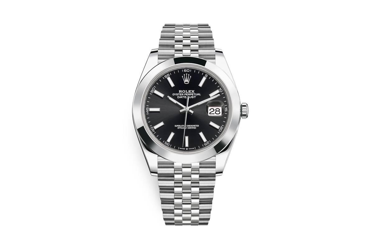Best Rolex Watches Men - Datejust 41