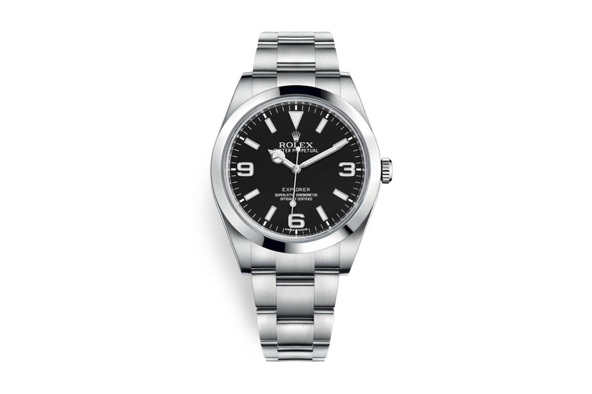 Best Rolex Watches Men - Explorer