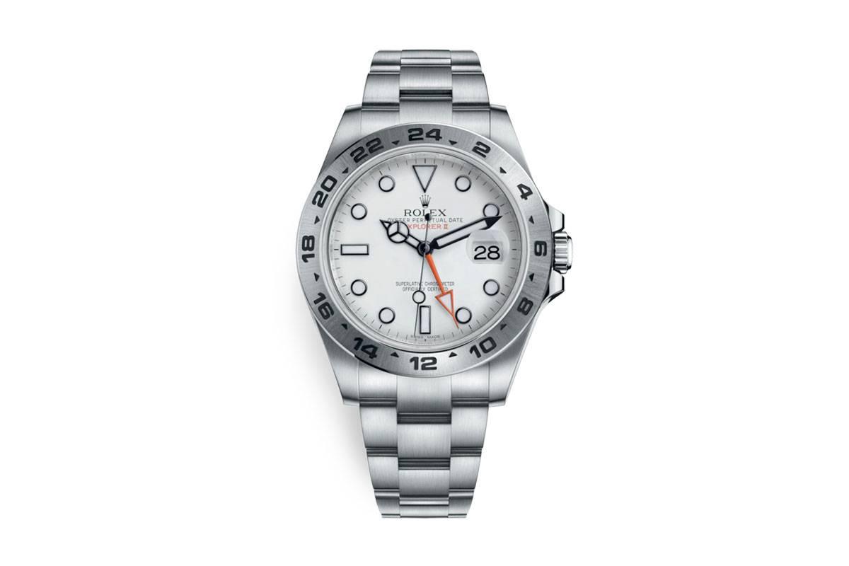 Best Rolex Watches Men - Explorer II