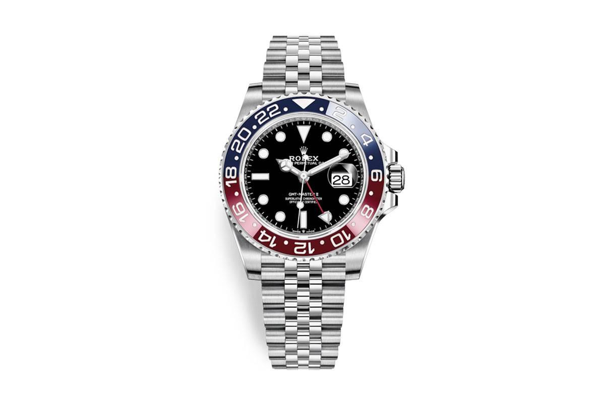 Best Rolex Watches Men - GMT-Master II