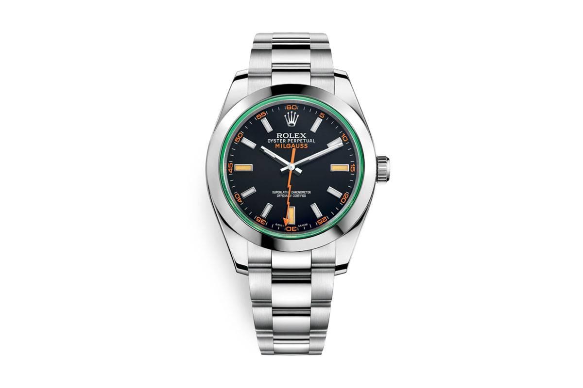 Best Rolex Watches Men - Milgauss