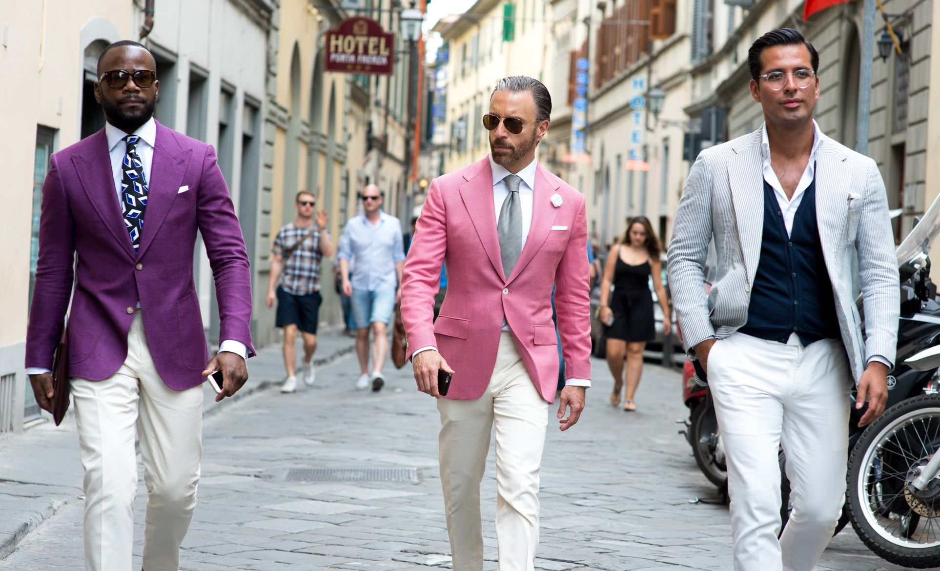 How To Wear Pink - A Modern Men's Guide