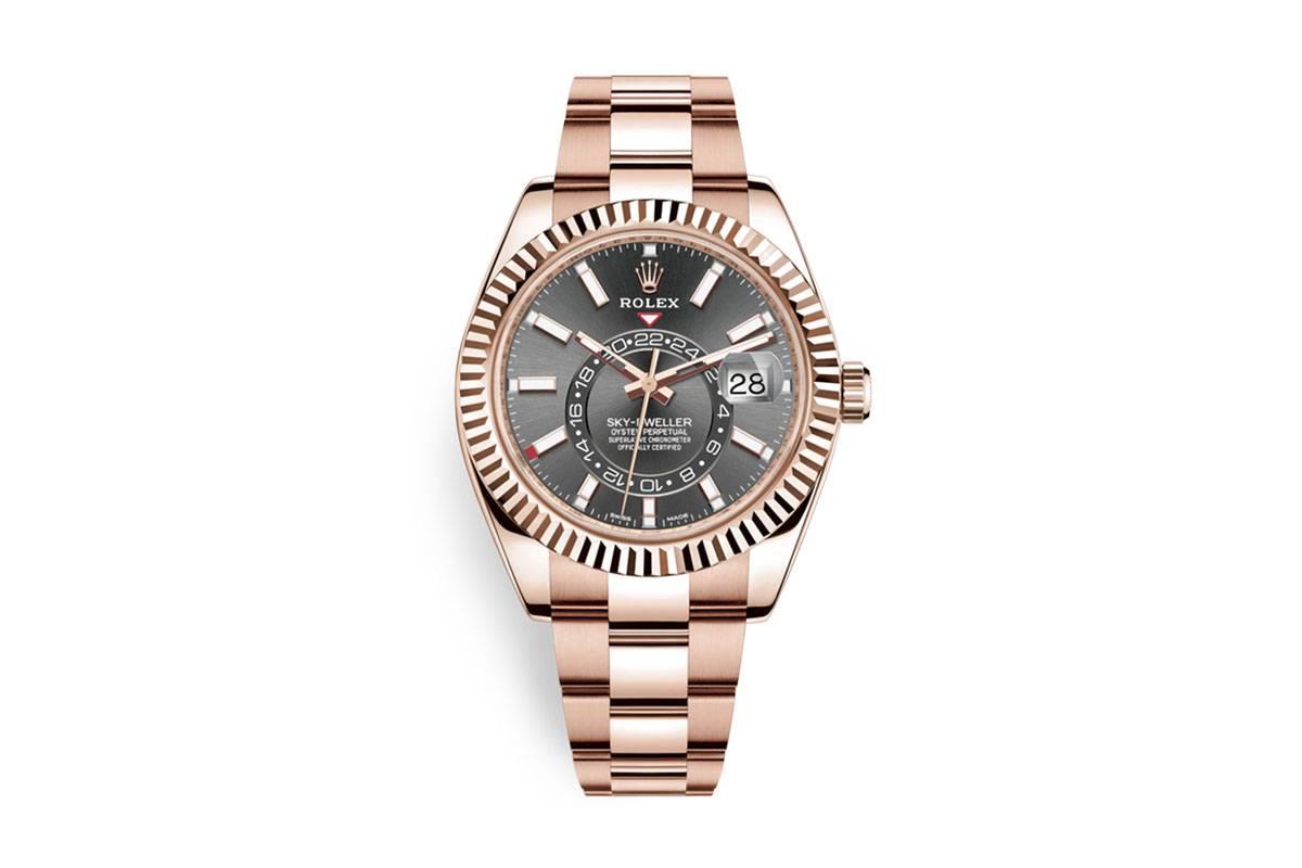 Best Rolex Watches Men - Sky Dweller