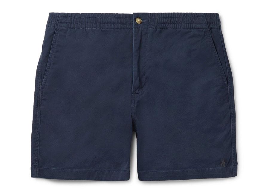 Polo Ralph Lauren Stretch Cotton-Twill Shorts