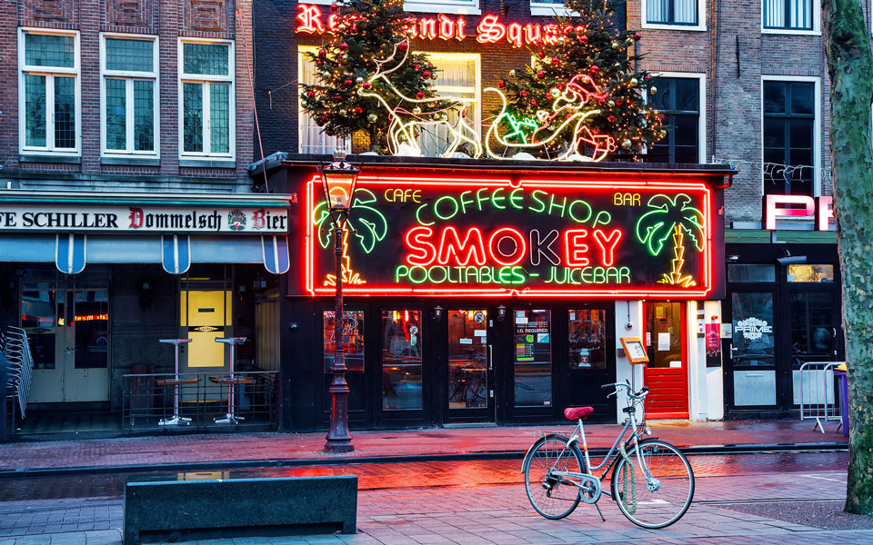 Radical New Step In Amsterdam's War On Tourists