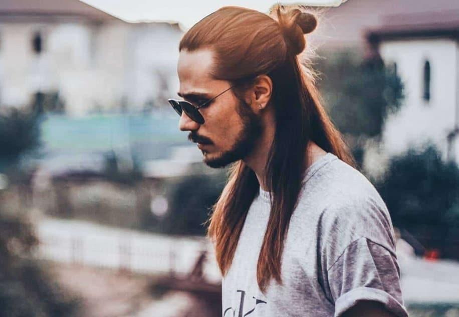 Man Bun Style Guide 58 Ways To Wear It