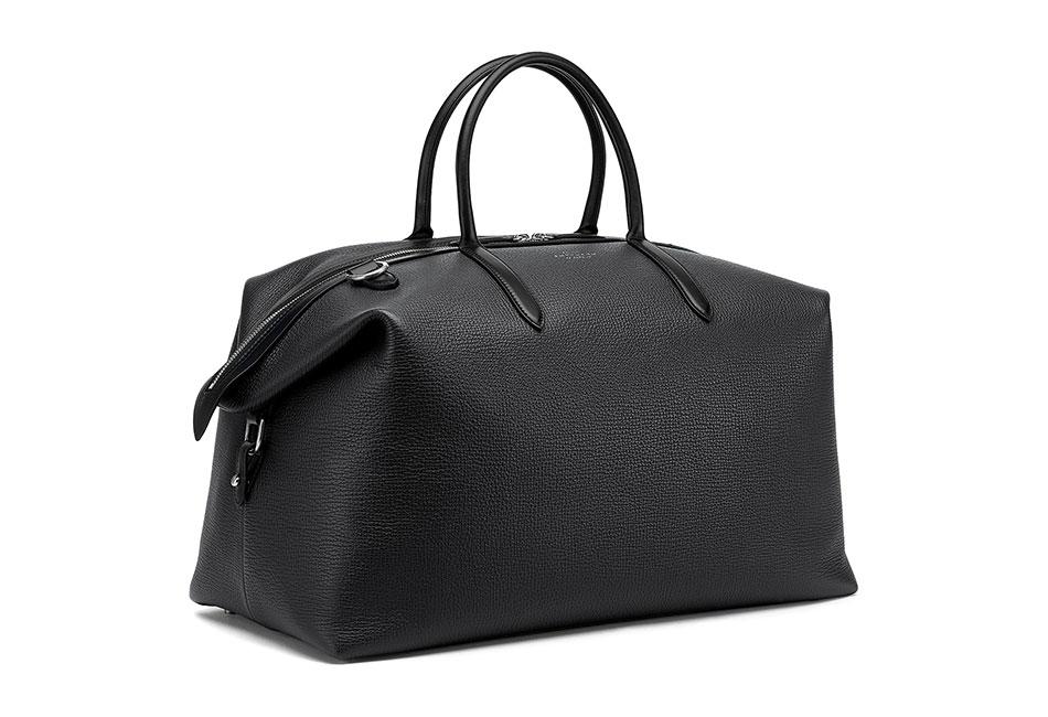 Smythson Ludlow Zip Guard Travel Bag