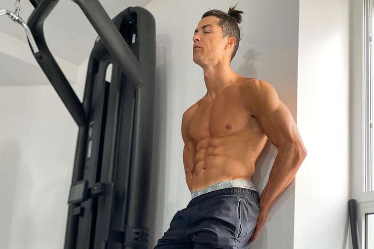 Cristiano Ronaldo's Latest Workout Reveals Home-Training Technique Most Men Neglect