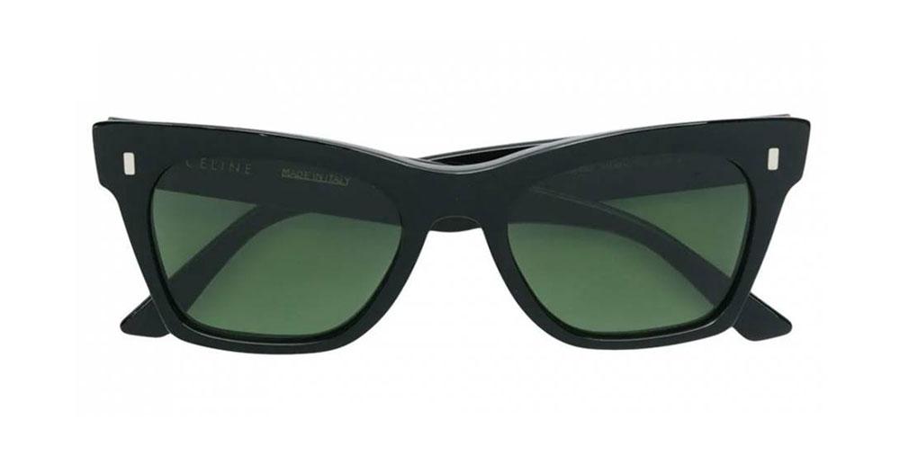 Celine Eyewear Square Sunglasses