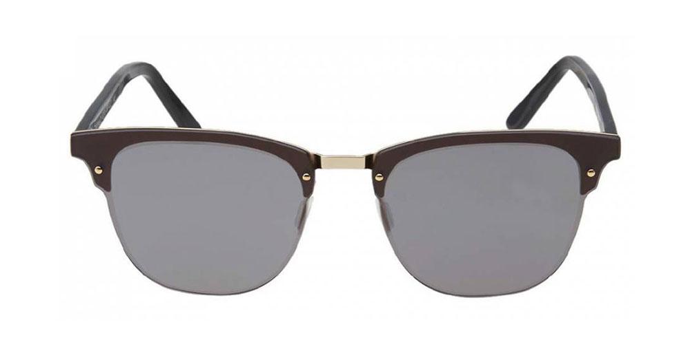 Illesteva Cordova II Sunglasses Black Gold