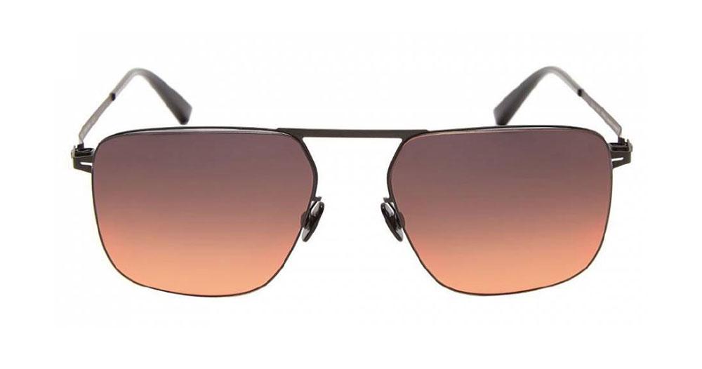 Mykita Mylon Masao Sunglasses Black Orange