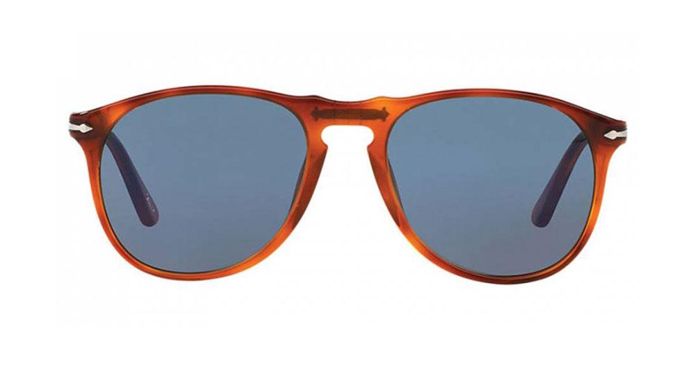 Persol P09649S Blue Tortoise Sunglasses