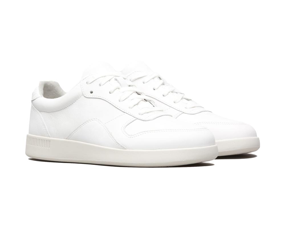 Best White Sneakers - Everlane Court Sneaker White