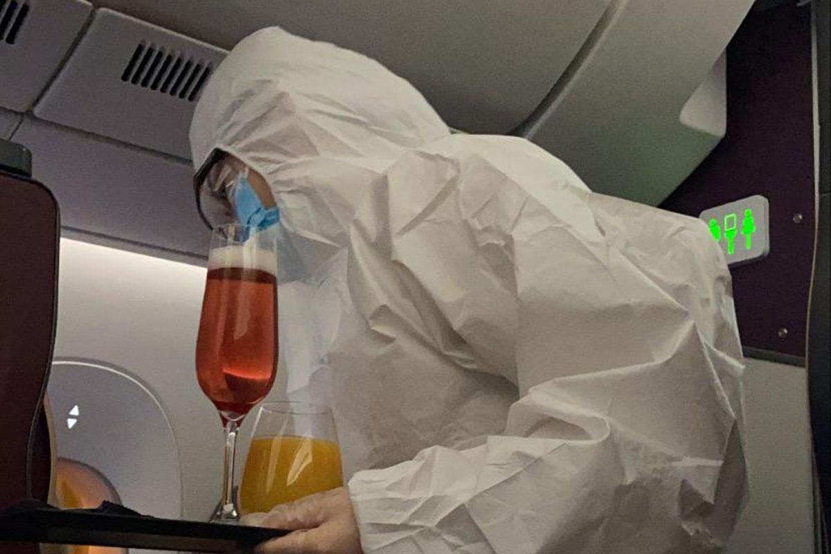 Australian Woman Reveals Scary 'Inconsistencies' On Qatar Airways Business Class Flight To Europe