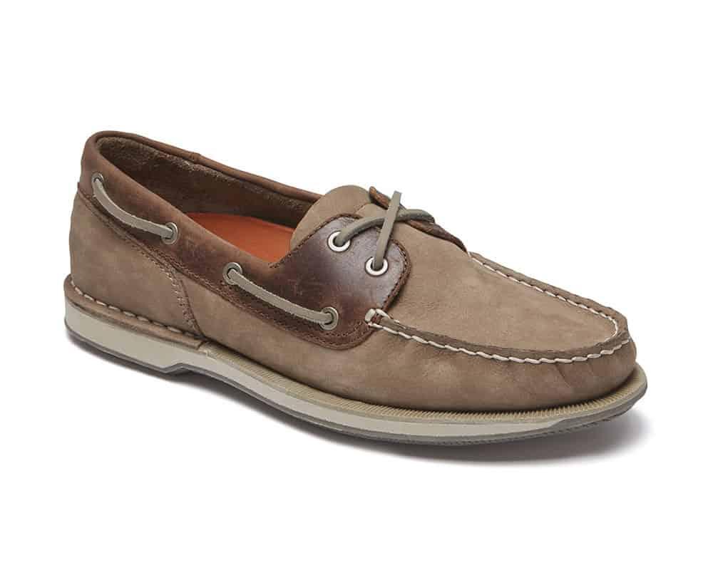 Rockport Mens Perth Boat Shoe