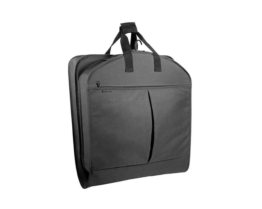 WallyBags 40-inch Suit Length Garment Bag