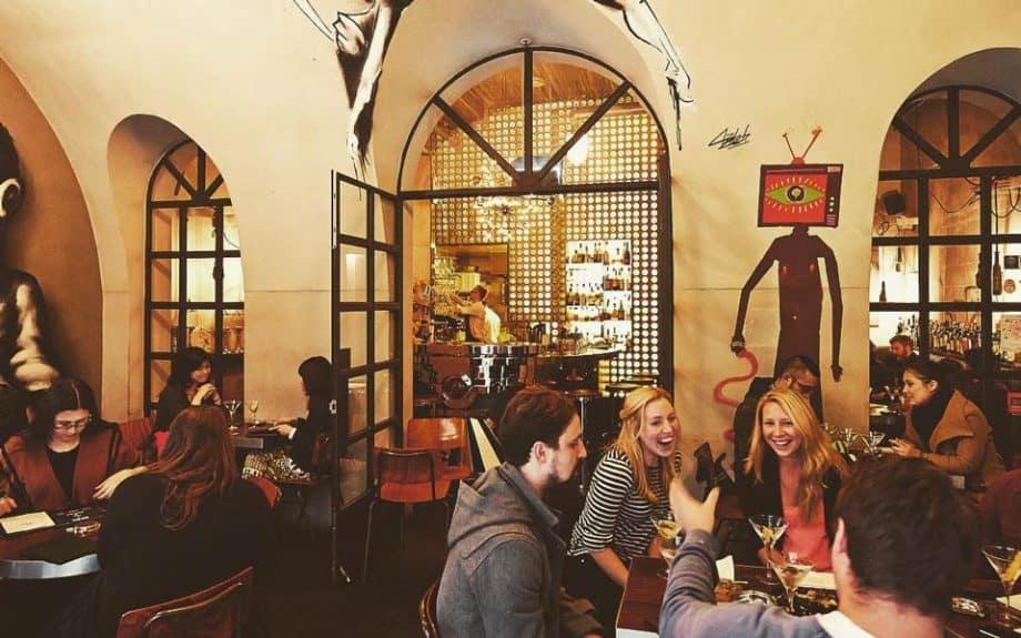 Cool Melbourne Bars - Bar Ampere