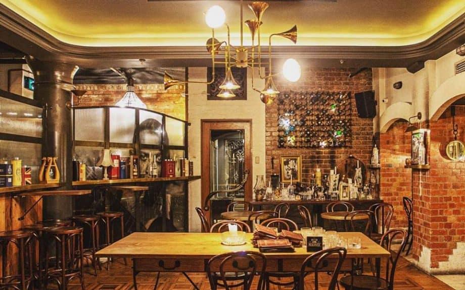 Cool Melbourne Bars - Beneath Driver Lane