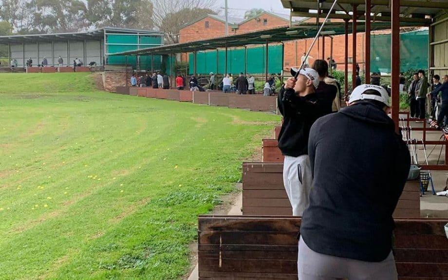 Melbourne Driving Ranges - Bulleen Golf Driving Range