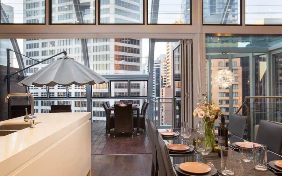 Airbnb - Sydney CBD