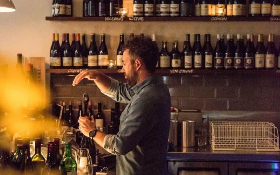 Sydney Wine Bars - Dear Saint Éloise
