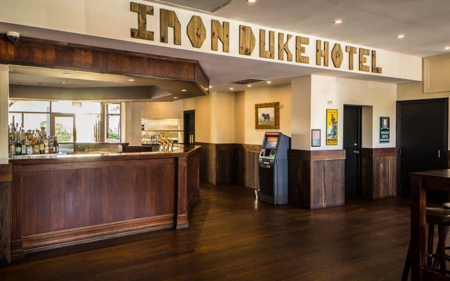 The Iron Duke Hotel