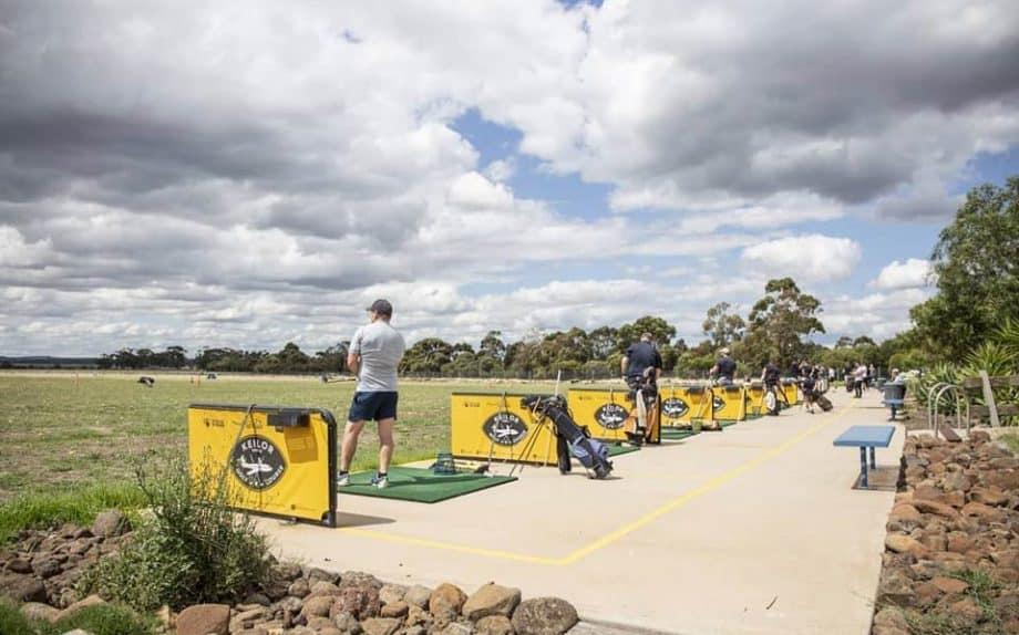Melbourne Driving Ranges - Keilor Park Golf Course