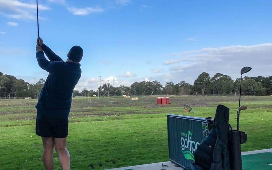 Melbourne Driving Ranges - Latrobe Golf Park