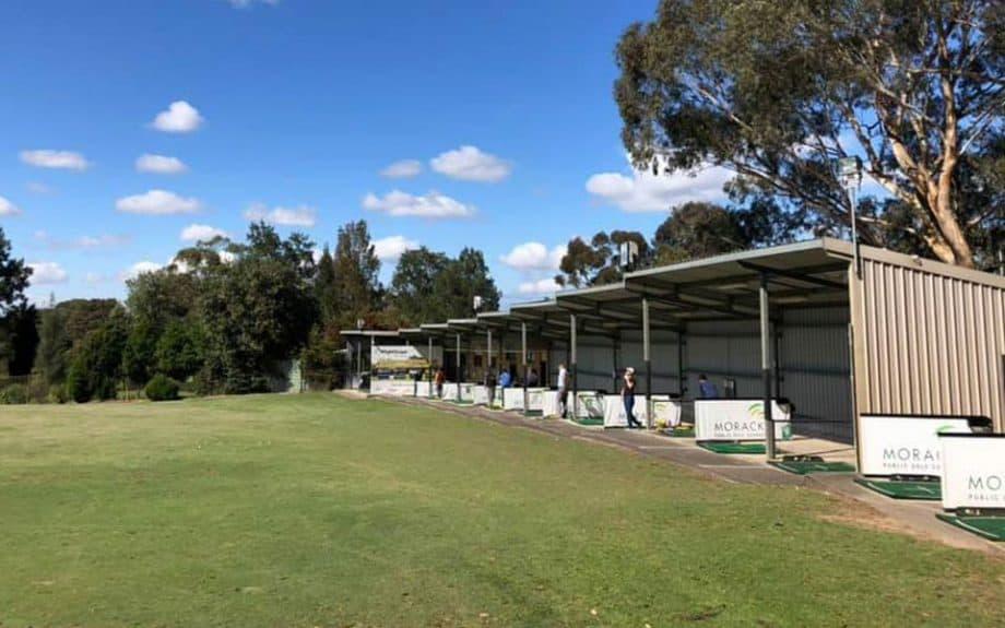 Melbourne Driving Ranges - Morack Public Golf Course