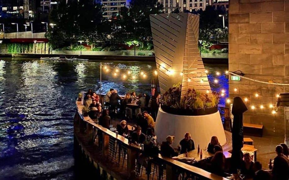 Cool Melbourne Bars - Ponyfish Island