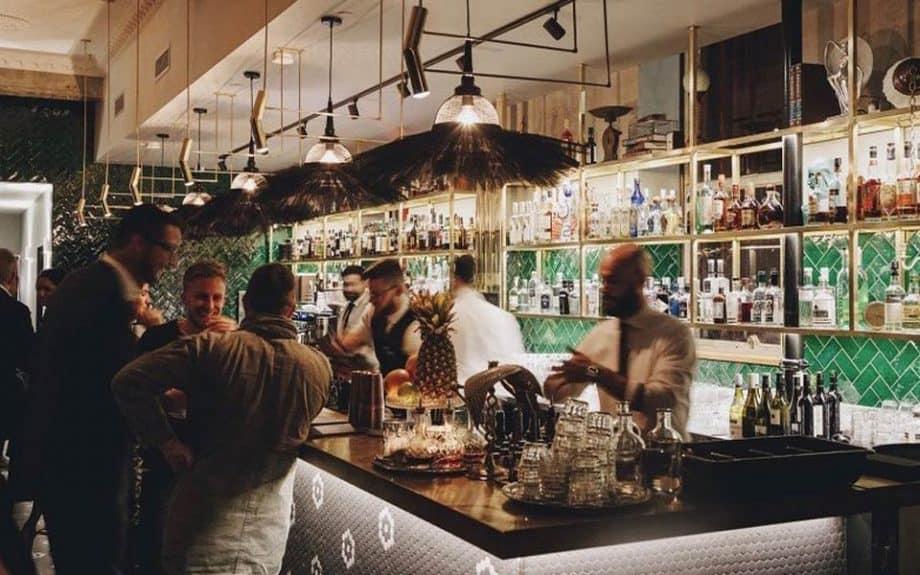 Cool Melbourne Bars - Trinket Bar