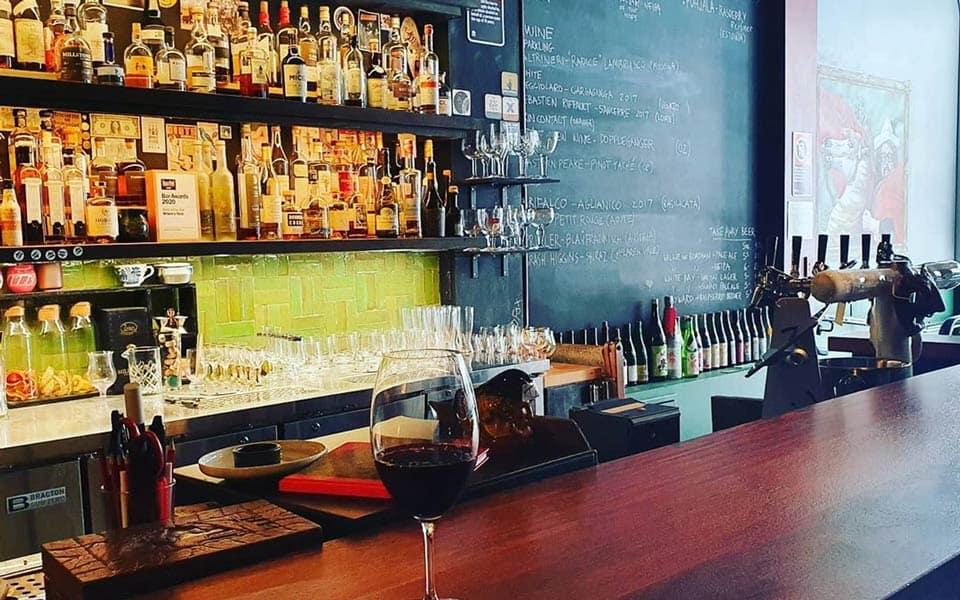 Sydney Wine Bars - Wheres Nick