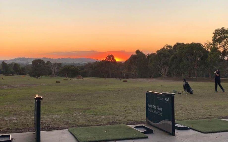 Melbourne Driving Ranges - Yarrambat Golf