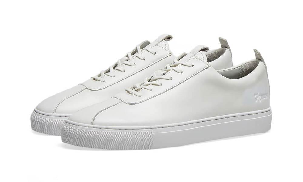 Best White Sneakers - Grenson Sneaker 1