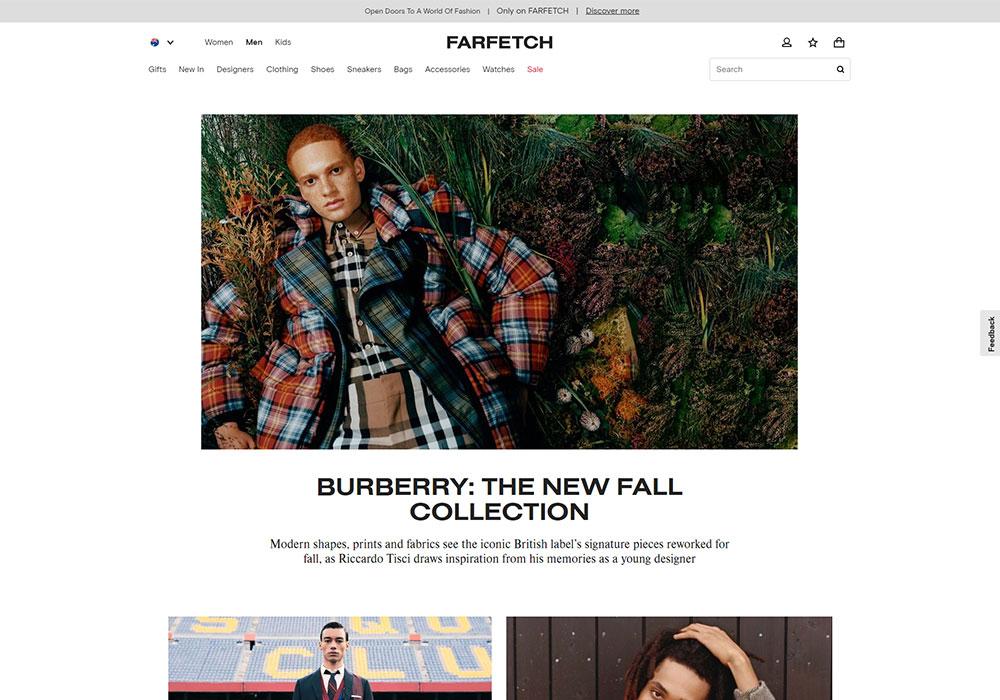 Farfetch Online Shop