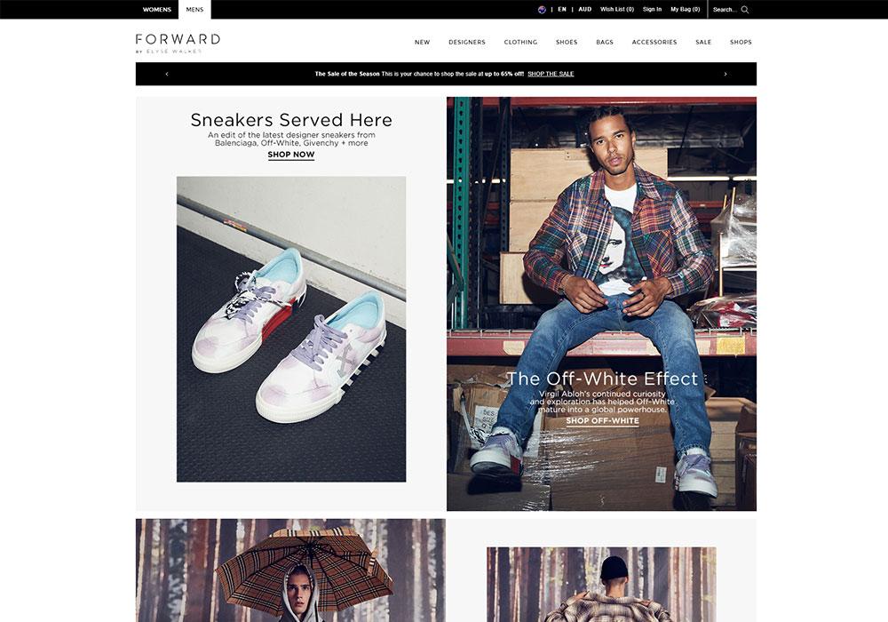 Forward Online Shop