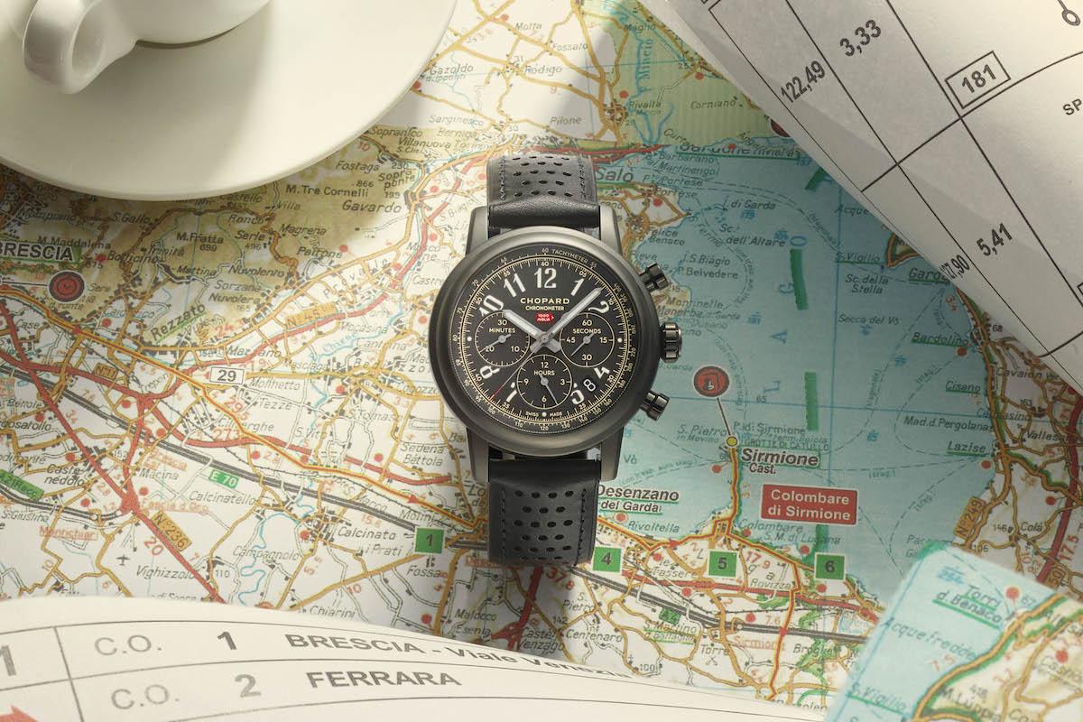 Chopard Combine 'Dramatic' Italian Style & Swiss Precision With Latest Mille Miglia Chronograph