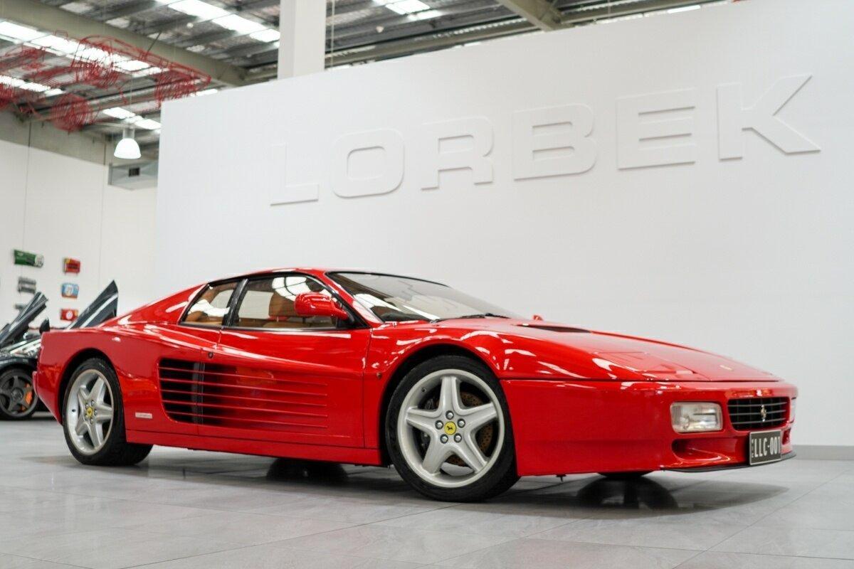 Lowest Mileage 90s Ferrari In The World On Sale In Melbourne