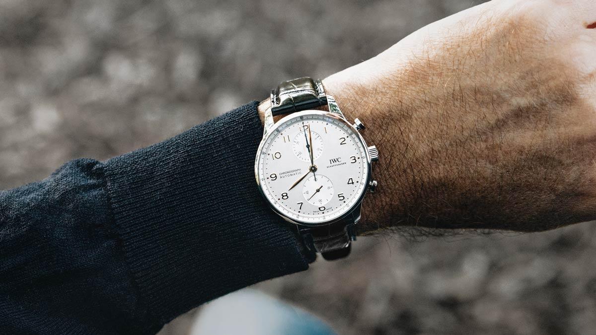 IWC Schaffhausen's New Portugieser Watches Are So Handsome It Hurts