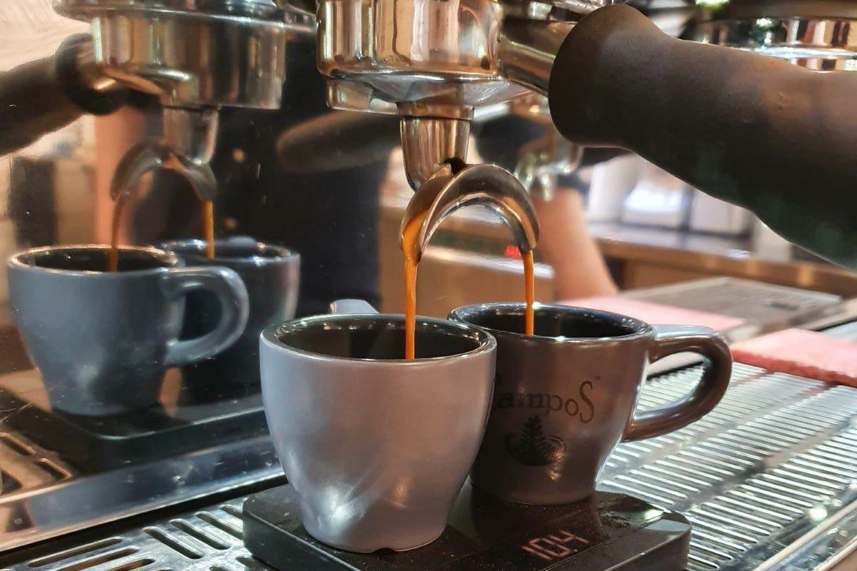 COFFEE & TEA N'STUFF  - cover