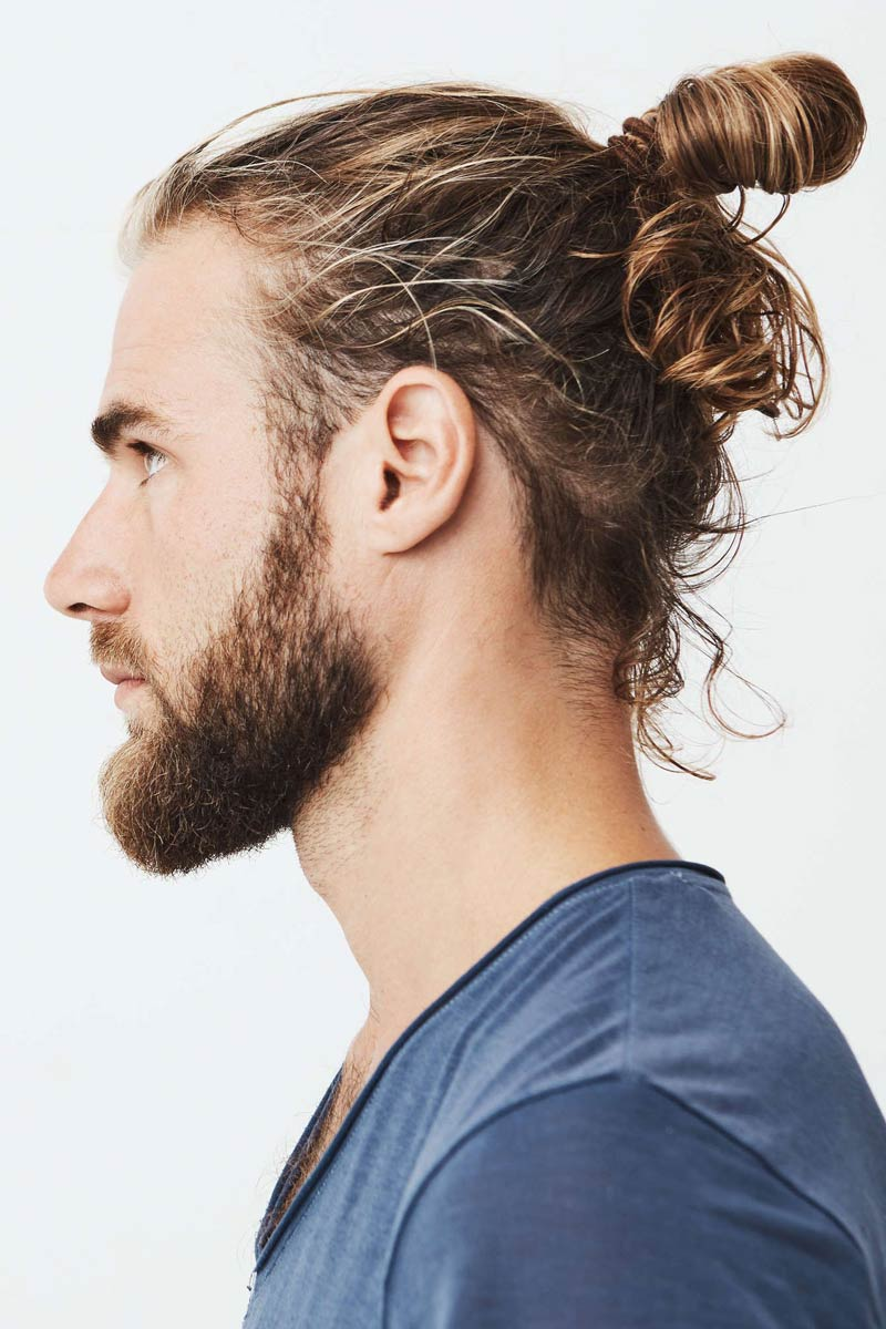 Mens New Hair Style For Long Hair For Example In Days Of Antiquity Owners Of Long Hair Were Mostly Aristocracy Or Soldiers Who Wore Long Hair Even In Long